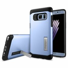 Spigen Galaxy Note FE Case Slim Armor Blue Coral