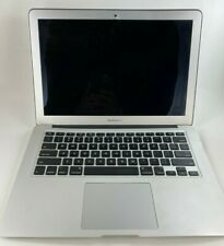 Apple MacBook Air Laptop - 13 Inch - Mid 2013 - No SSD - Cracked - Bent - Parts