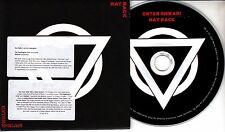 ENTER SHIKARI Rat Race 2013 UK 3-track promo CD
