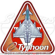 Eurofighter EF2000 TYPHOON Aeronautica Militare AUSTRIA Adesivi Vinile Sticker