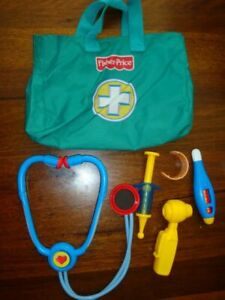 Fisher Price doctors kit - great condition