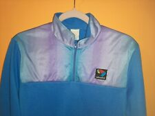 Bellwether Women's Vintage Cycling Blue Sweater Size 12/14