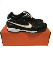 Nike 2010 Mens Tiempo Mystic III Football Soccer Trainers Turf Boot Cleat 8.5
