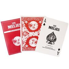 Les Melies-eclipse Edition Playing Cards poker juego de naipes
