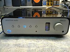 Peachtree Audio iDecco  Intregrated Amplifier tube DAC w/ REMOTE upgraded cord