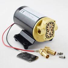 12V Oil Pump Diff Cooler Turbo Scavenge Conversion Gear Pump Brass Durable HOT