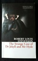 The Strange Case of Dr Jekyll and Mr Hyde (Collins Classics) - COME NUOVO