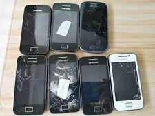 7 x Samsung joblot - Galaxy Ace, Galaxy S3 Mini