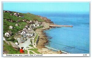 Postcard Sennen Cove Land's End Cornwall