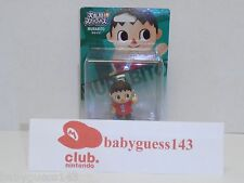 Villager amiibo Figure Japanese Edition | NiB Very Rare Mint Condition
