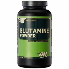 Optimum GLUTAMINE Amino Acid Powder 300g,  58 Servings UNFLAVORED