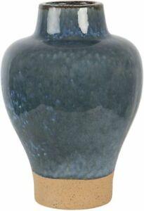 Vase blau Ø 21x31 cm 6CE1263