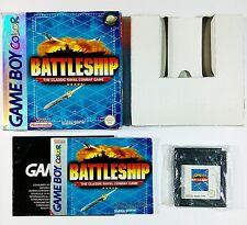 Game Boy Color BATTLESHIP dt. OVP