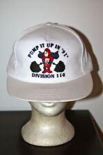 "Vintage 1991 BUDWEISER ""Bud Man"" Pump It Up In '91 White Snapback Hat"