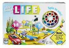 Hasbro The Game Of Life Classic Family  Board Game NEW