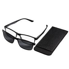 Hama Lesehilfe mit Magnet-sonnenclip Kunststoff schwarz 2 0 DPT
