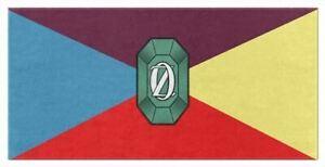 Fun Colorful HISTORICAL FLAG OF OZ Beach or Bath Towels, Fantasy, Wizard of Oz