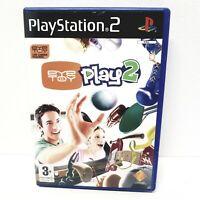EyeToy: Play 2 - Sony PlayStation 2