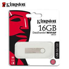 Kingston 16Go Stockage De Données DTSE9 G2 Lecteurs flash USB 3.0 Clé