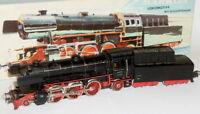 Vecchio Märklin Locomotiva Modellismo Ferroviario H0 3005 a Vapore Treno