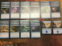 Mono Blue Mill Deck - Very Strong - MTG Magic the Gathering - Pauper Legal!! RTP