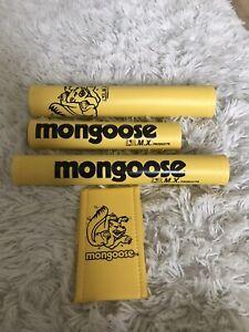 Mongoose Pads Bmx