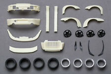 """Hobby Design 1/24 RWB Porsche 993 Wide Body Transkit for Ver.""""Rauh Passion"""""""