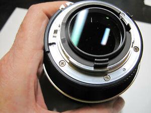 Nikon AI 135mm f/2  Lens  MF