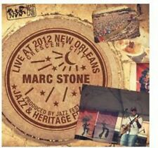 Marc Stone - Live at Jazzfest 2012 [New CD]