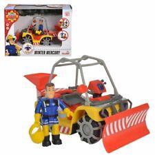 Mercury-Schnee-Quad | Feuerwehrmann Sam | Mit Spielfigur Sam