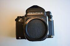 Pentax 67 Medium Format Film Camera w/ Meter Prism