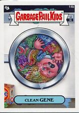 Garbage Pail Kids Mini Cards 2013 Base Card 14b Clean GENE
