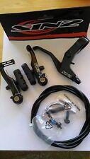 SINZ BMX MINI V BRAKE KIT TO FIT GT HARO CRUPI CHASE REDLINE PROMAX RACE BMX