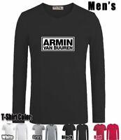 Armin Van Buuren Design Unisex Printing T-shirt Casual Graphic Tee Tshirts Tops