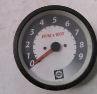 92-03 Skidoo Mxz Formula Mach 1 Z 500 583 670 600 700 Tach Tachometer Rpm Gauge