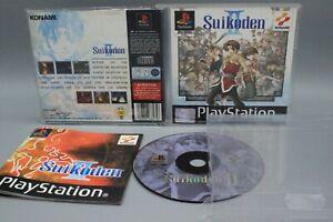 Suikoden 2 (Sony Playstation 1) - OVP PAL + Schutzhülle