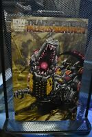 Transformers Fall of Cybertron IDW Graphic Novel Dinobots Autobots Decepticons