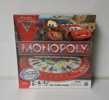 Monopoly Disney Cars 2 Pixar - new sealed