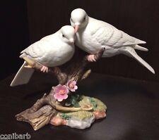 "VINTAGE Maruri Dove 1987 Porcelain ""Wings of Love"" great detail"