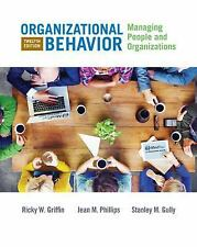 Organizational Behavior: Managing People And Organizations 12th Ed. Loose Leaf