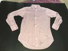 Excello Vintage Knit Shirt Pinkish Purple Hipster Soft 1970s