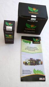Bali - VARASH Bali Healing Oil Classic - BOOSTER THERAPY