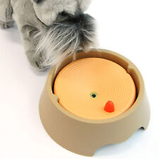 Pet Cat Dog Yogi Automatic Sanitary Powda Water Bowl Level Up-Down Dish Feeder
