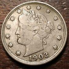 1902 Liberty Nickel 3392