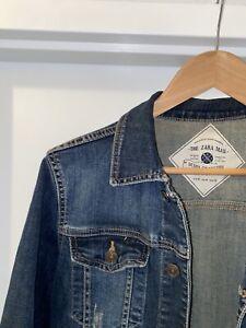 Zara Mens Denim Jacket