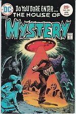The House of Mystery #230. Fine+. 1975