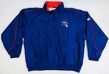 Puma NFL Mens 2XL New York Giants Fleece Lined Zip Up Coat FREE SH