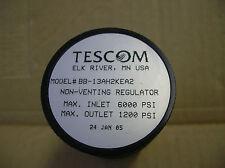 Tescom BB-13AH2KEA2 Pressure Regulator NEU D0170