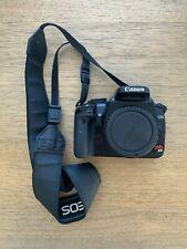 Canon EOS Digital Rebel XTi 10.1MP DSLR Camera, Body only