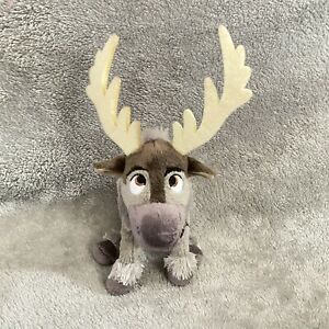 "TY Beanie Baby Sparkle 6"" Sven Reindeer Disneys Frozen Plush Stuffed Animal"